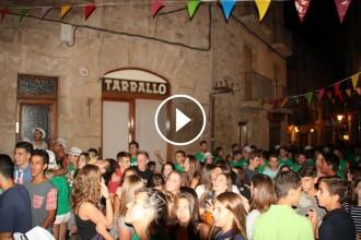 Video: Ambient concert Festa Major Bar Castell