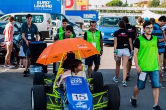 Vés a: «Formula Student» ajunta 70 monoplaces creats per estudiants d'enginyeria a Montmeló