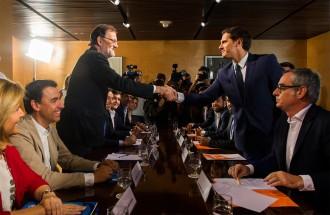 El pacte entre el PP i C's bunqueritza la dreta judicial