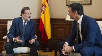 Vés a: El PSOE manté el «no» després d'una reunió «prescindible» amb Rajoy