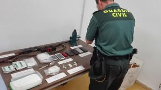 Vés a: Desmantellen un grup dedicat a la distribució de cocaïna al Montsià