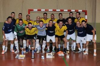 Els Tiet Team revaliden les 24 Hores de Futbol Sala Ciutat de Solsona