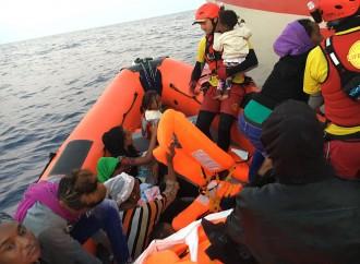 Vés a: Més de 6.500 migrants, rescatats en només 24 hores al Mediterrani