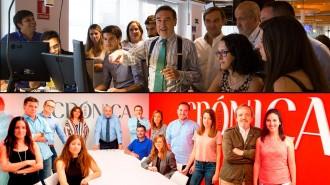 Vés a: Aliança entre els digitals «Crónica Global» i «El Español»