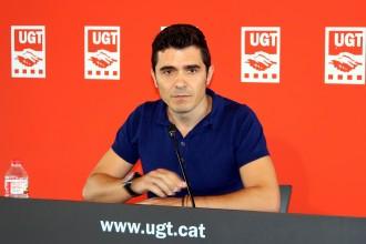 Vés a: La UGT denuncia l'augment de falsos autònoms i contractació temporal a Catalunya