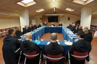 Vés a: Montserrat acull una reunió de la Congregació Benedictina Sublacense-Cassinesa
