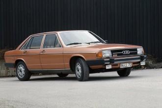 Vés a: Els motors cinc cilindres d'Audi celebren 40 anys
