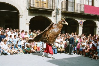 La Festa Major de Solsona de l'any 1991