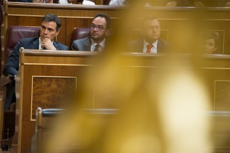 Vés a: El debat d'investidura fa aflorar esquerdes internes al PSOE