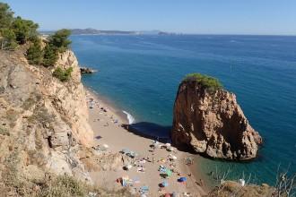 Vés a: Els nudistes, cada vegada més molestos per la presència de banyadors a les seves platges