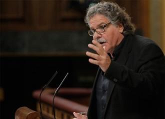 Vés a: Tardà reclama a Sánchez que lideri  una alternativa: «O caixa o faixa»