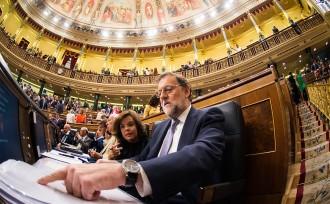 Vés a: Rajoy no suma cap nou suport i s'activa el rellotge de les terceres eleccions