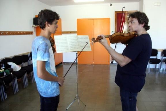 L'edició més social de l'Acadèmia Internacional de Música de Solsona