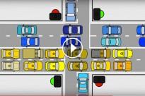 Vés a: VÍDEO Els cotxes connectats prometen acabar amb els embussos
