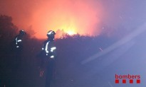Vés a: Campanya al Solsonès per reduir el risc d'incendis als boscos de ribera