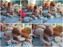 A la llar d'Infants El Pi explorem i aprenem