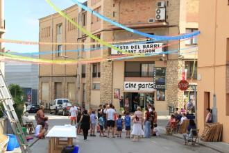 El Barri de Sant Ramon programa una jornada plena d'actes per la seva festivitat