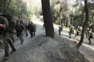 Vés a: Collserola prohibeix les pràctiques militars al parc natural