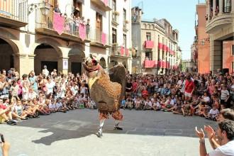 La Festa Major de Solsona, segons el Casal La Fura