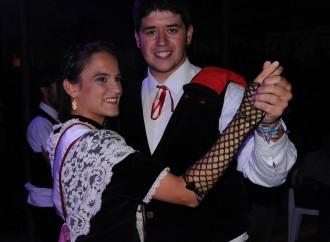 Júlia Pascual i Joan Rodríguez, pubilla i hereu de Sitges