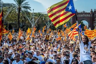 Els autocars per anar a  la Diada 2017 des de Solsona s'omplen a bon ritme
