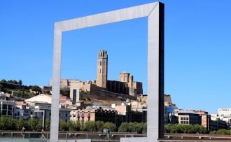Vés a: La Seu Vella de Lleida vol aconseguir un rècord Guinness