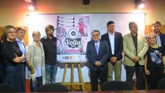 La Volta ciclista a Lleida comptarà amb arribada i sortida a Tremp