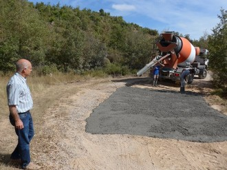 El Consell destina gairebé 30.000 euros en l'arranjament de 4 camins