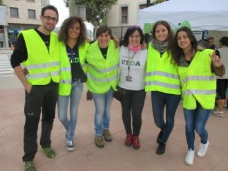 Solsona s'aboca un any més a la solidaritat contra el càncer