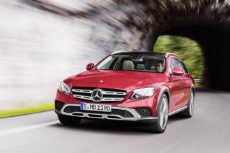 Vés a: Nou Mercedes-Benz Classe E All-Terrain