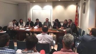 Rull anuncia la col·locació de noves paraallaus al Port de la Bonaigua