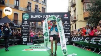 Vés a: Miguel Heras i Cristina Arenas, campions d'una duríssima Ultra Pirineu