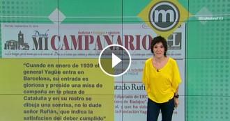 Empar Moliner desmunta la carta de la filla del general Yagüe a Gabriel Rufián