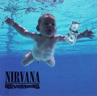 El nadó de Nirvana reprodueix la famosa portada del disc 25 anys després