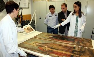 El Museu de Lleida restaura nou objectes del Museu de Guissona mai exposats