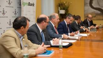 La UdL i Caixabank posen en marxa una càtedra sobre innovació agroalimentària