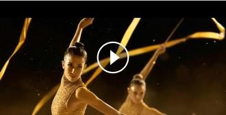 Vés a: L'equip de gimnàstica rítmica tornarà a protagonitzar l'espot de Nadal de Freixenet