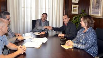 CCOO s'afegeix al Pacte de Ciutat per a la Promoció Econòmica i la Cohesió Social