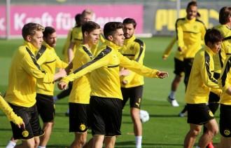 El Borussia Dortmund es mofa de les últimes ensopegades del Reial Madrid