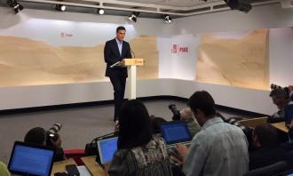 Vés a: Sánchez desafia els crítics a posar a prova el seu lideratge