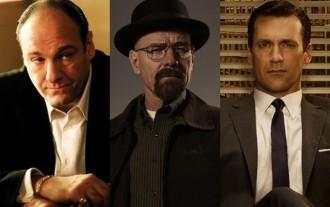 Vés a: Les millors sèries de la història, segons la revista «Rolling Stone»