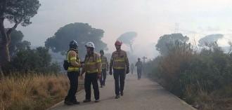 Vés a: Crema un nou incendi a Collserola, ara al terme d'Esplugues de Llobregat
