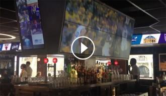 VÍDEO L'NBA obre a Barcelona el seu primer restaurant temàtic a Europa