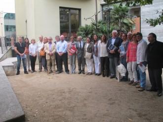 Vés a: El món local català dóna suport a la pau a Colòmbia