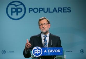 Rajoy avisa que un govern alternatiu al PP «no és possible des de la raó»