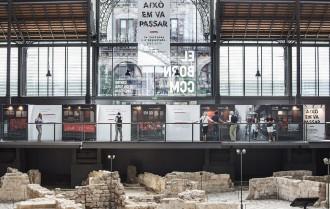Vés a: El Born aborda les conseqüències de la dictadura, més enllà de l'estàtua de Franco