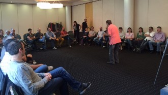 Agents socioeconòmics de Solsona i Cardona coneixen a Euskadi iniciatives de desenvolupament local