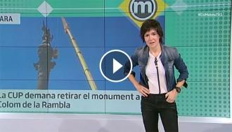 VÍDEO «Empar Moliner ha lamentat que estàtues humanes i venedors ambulants no s'ofeguin al mar»