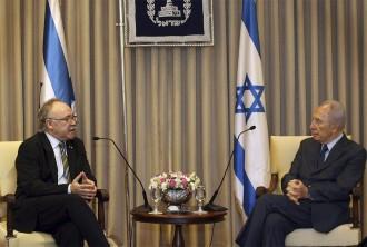 Vés a: Shimon Peres, l'estadista que escoltava Catalunya