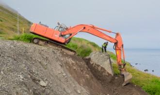 Una constructora «desenterra» l'ira dels elfs a Islàndia